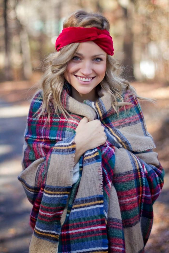 2018 Tartan Print Trends For Women (34)