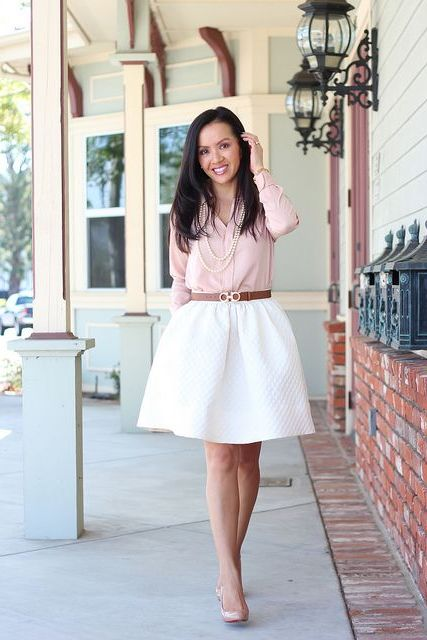 2018 Trendy Flared Skirts (12)