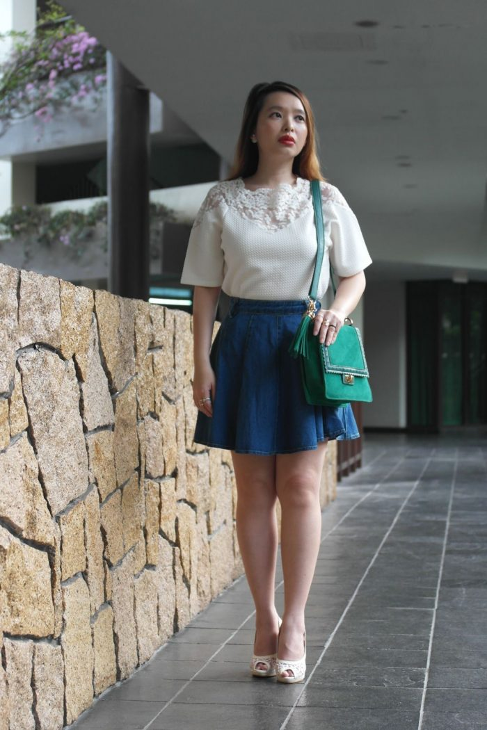 2018 Trendy Flared Skirts (28)