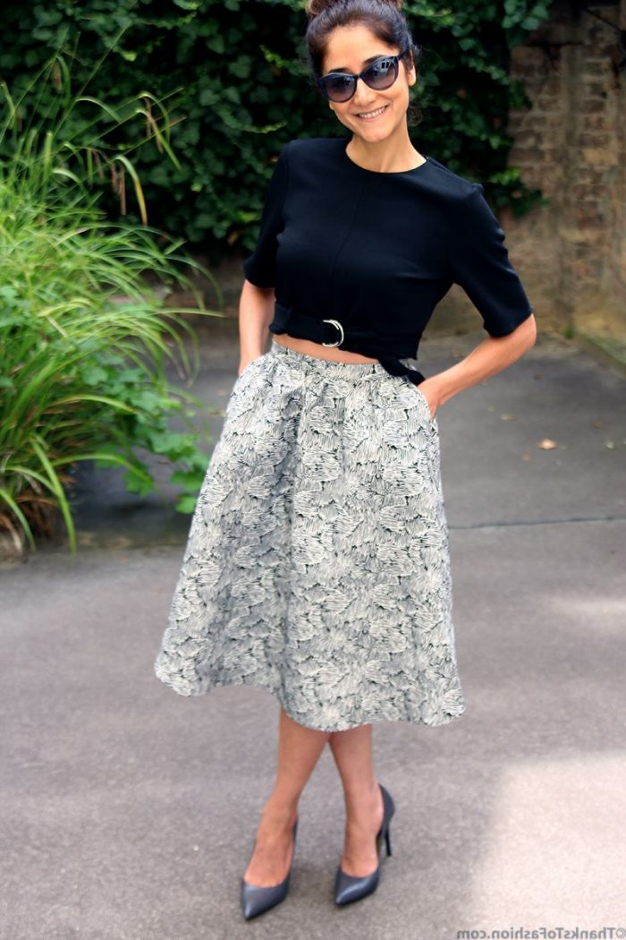 2018 Trendy Flared Skirts (30)