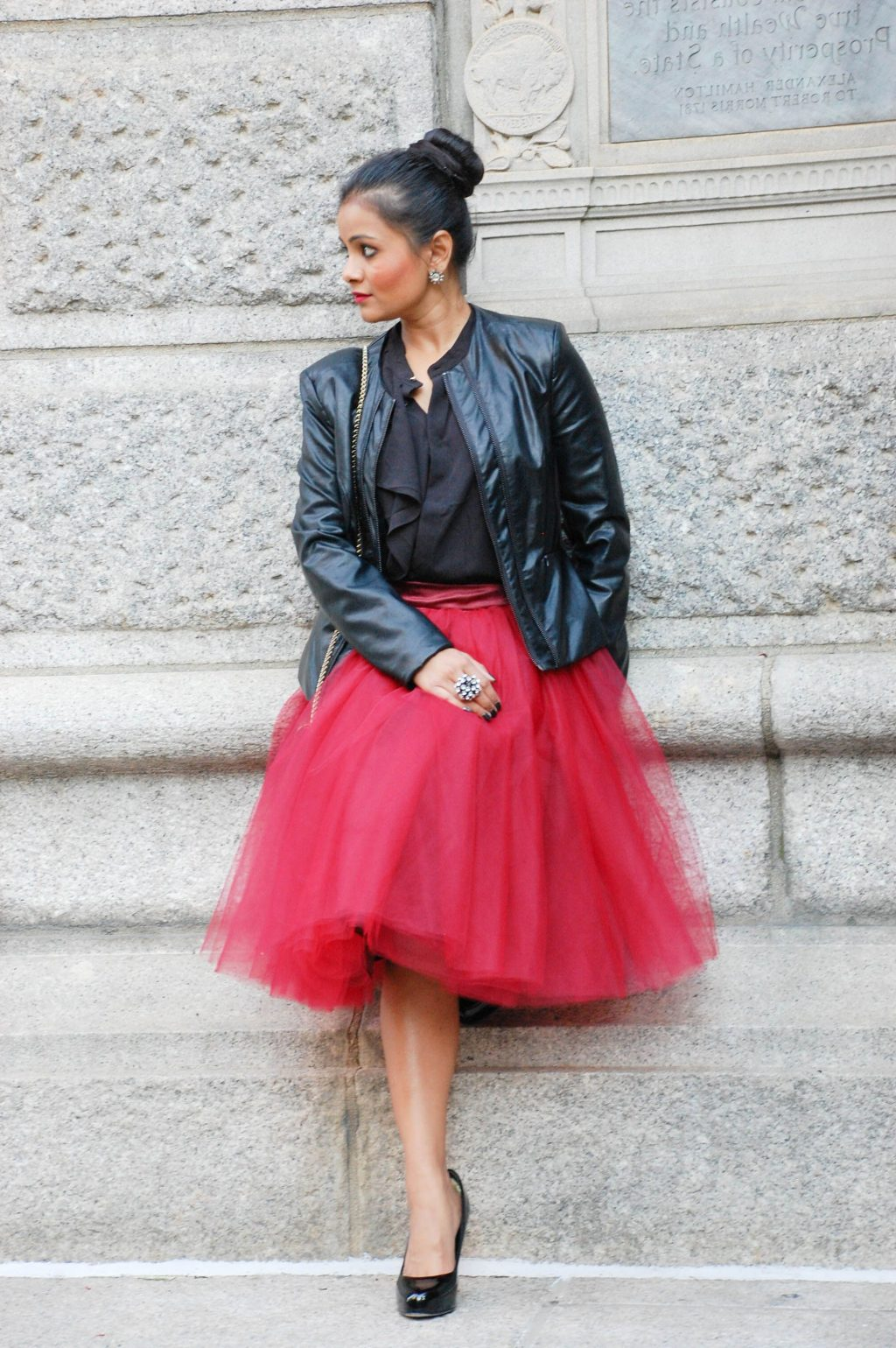 67bf298429 Tulle Skirts Best Outfit Ideas 2019 – WardrobeFocus.com