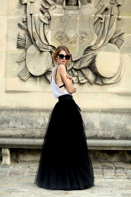 Tulle Skirts Best Outfit Ideas 2019