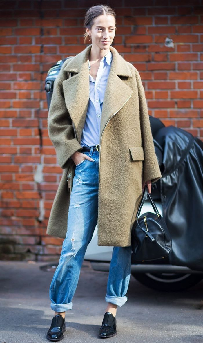Washed Out Jeans Looks Awesome On Women 2019