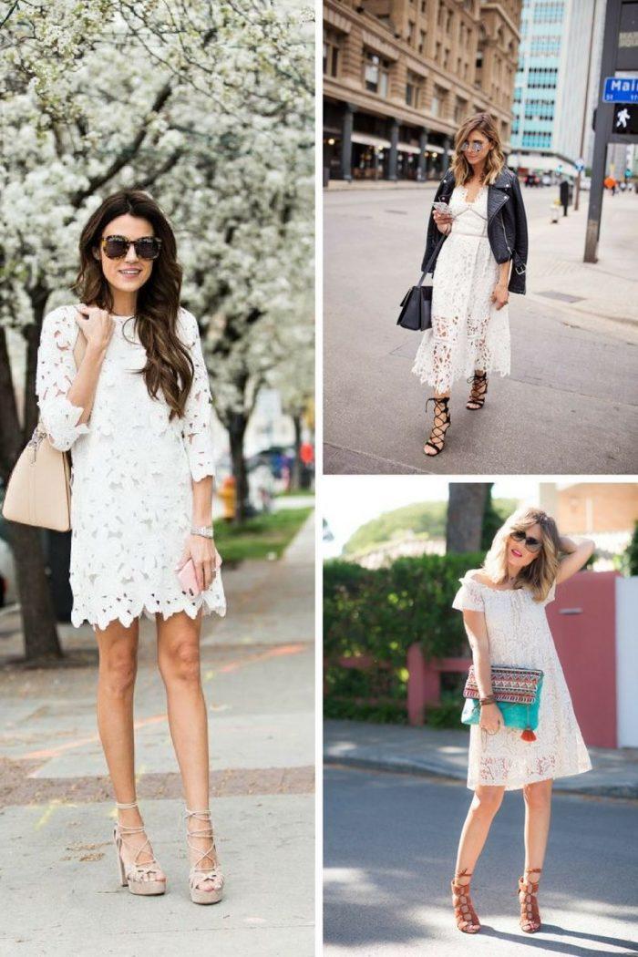 2018 White Lace Dresses (12)