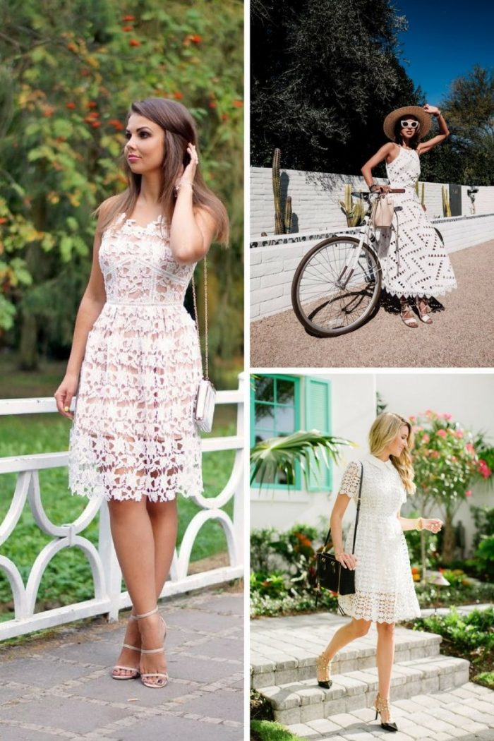 2018 White Lace Dresses (15)