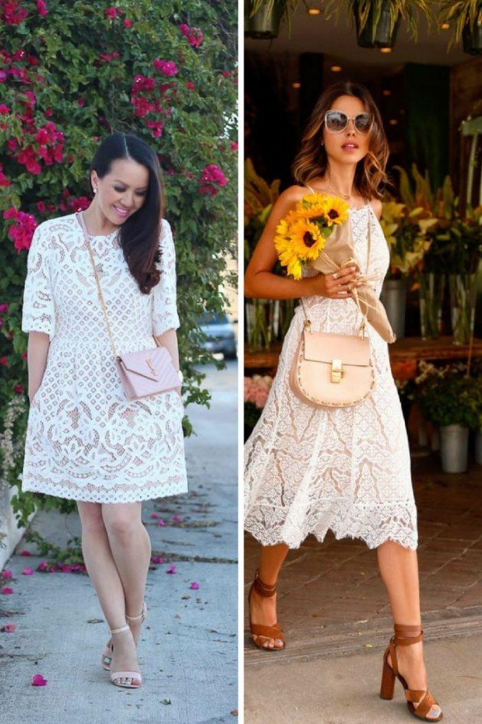 2018 White Lace Dresses (16)