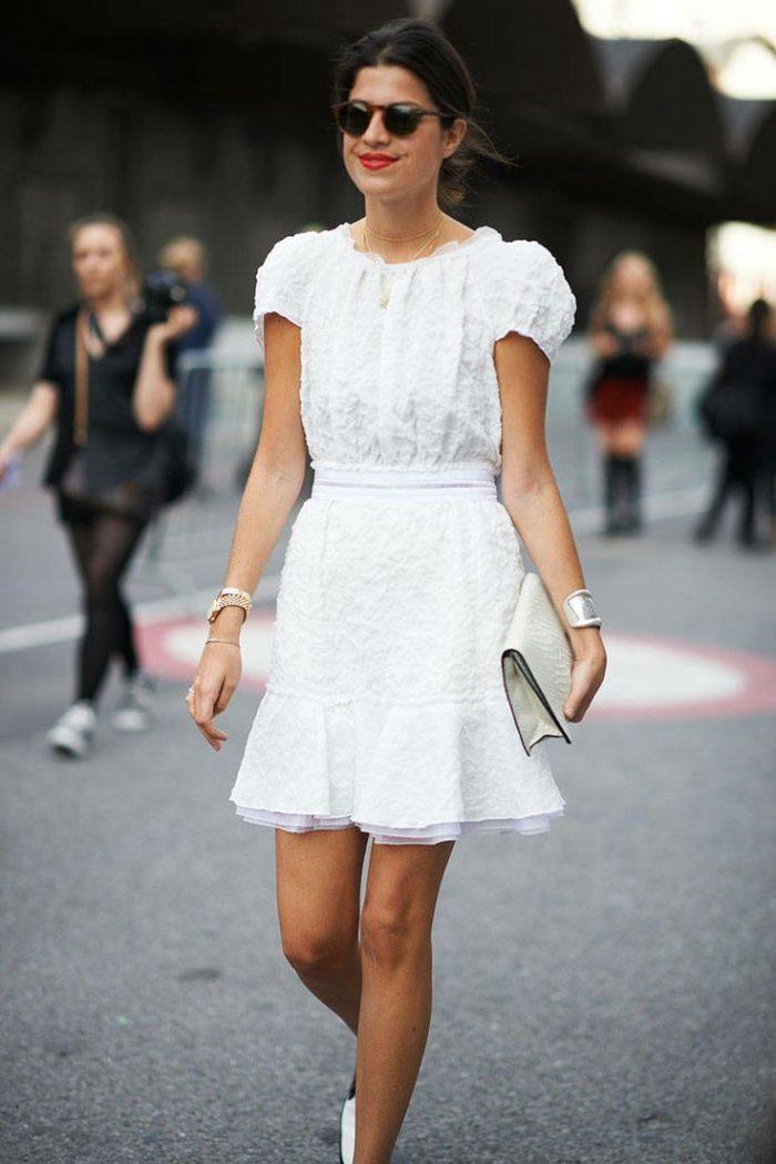 2018 White Lace Dresses (2)