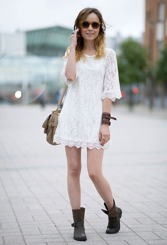 2018 White Lace Dresses (5)
