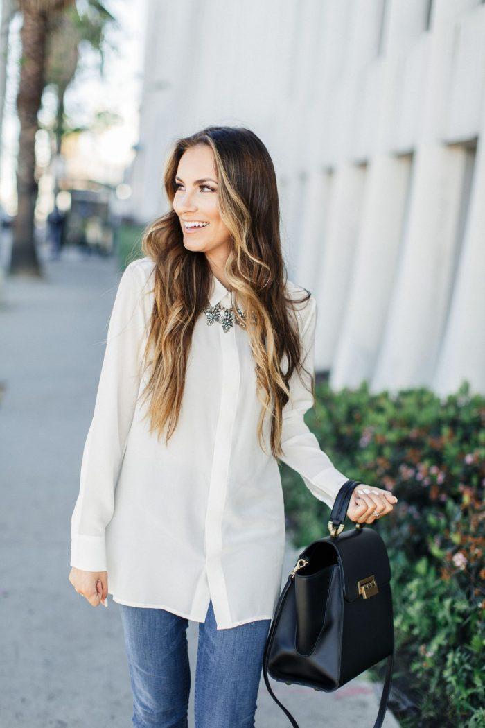 2018 White Shirts For Women (31)