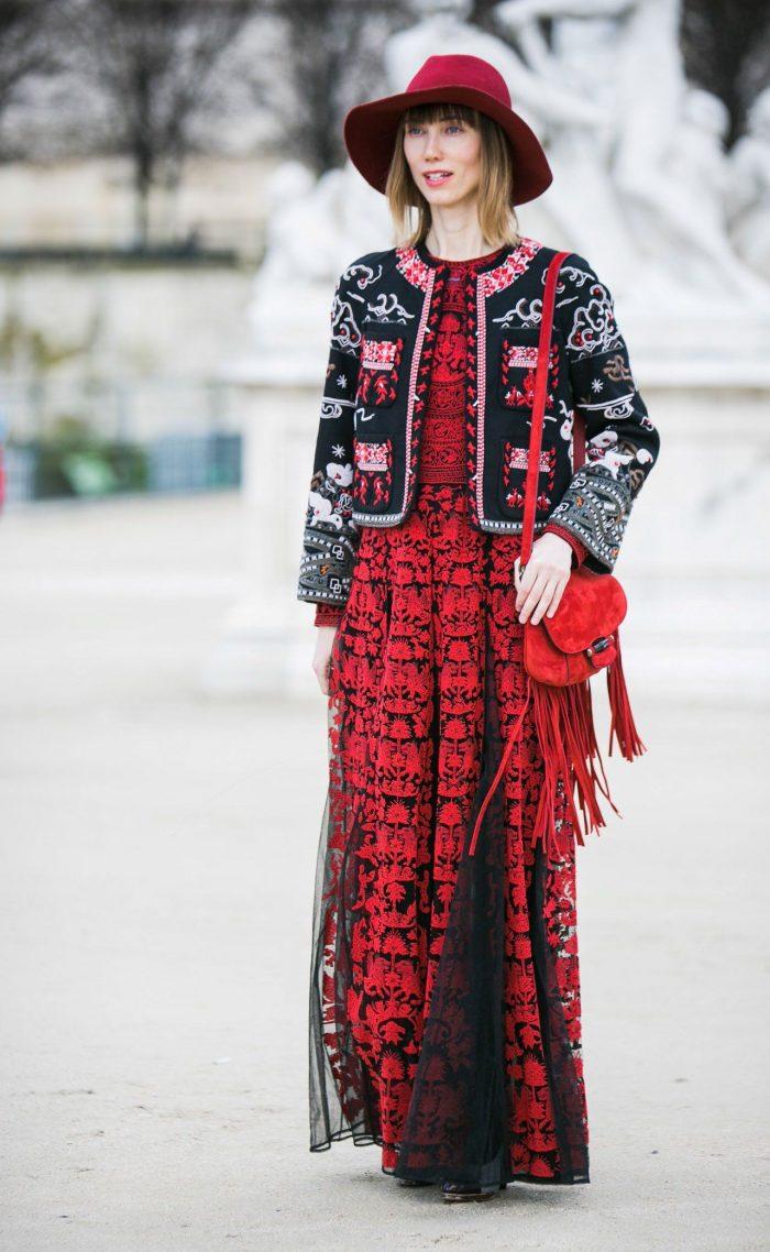 2018 Winter Boho Trend For Women (4)