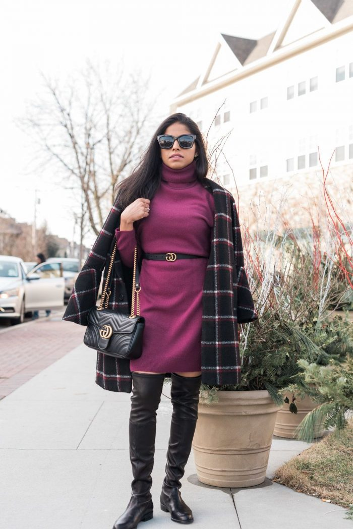 How To Wear Dresses During Winter 2019