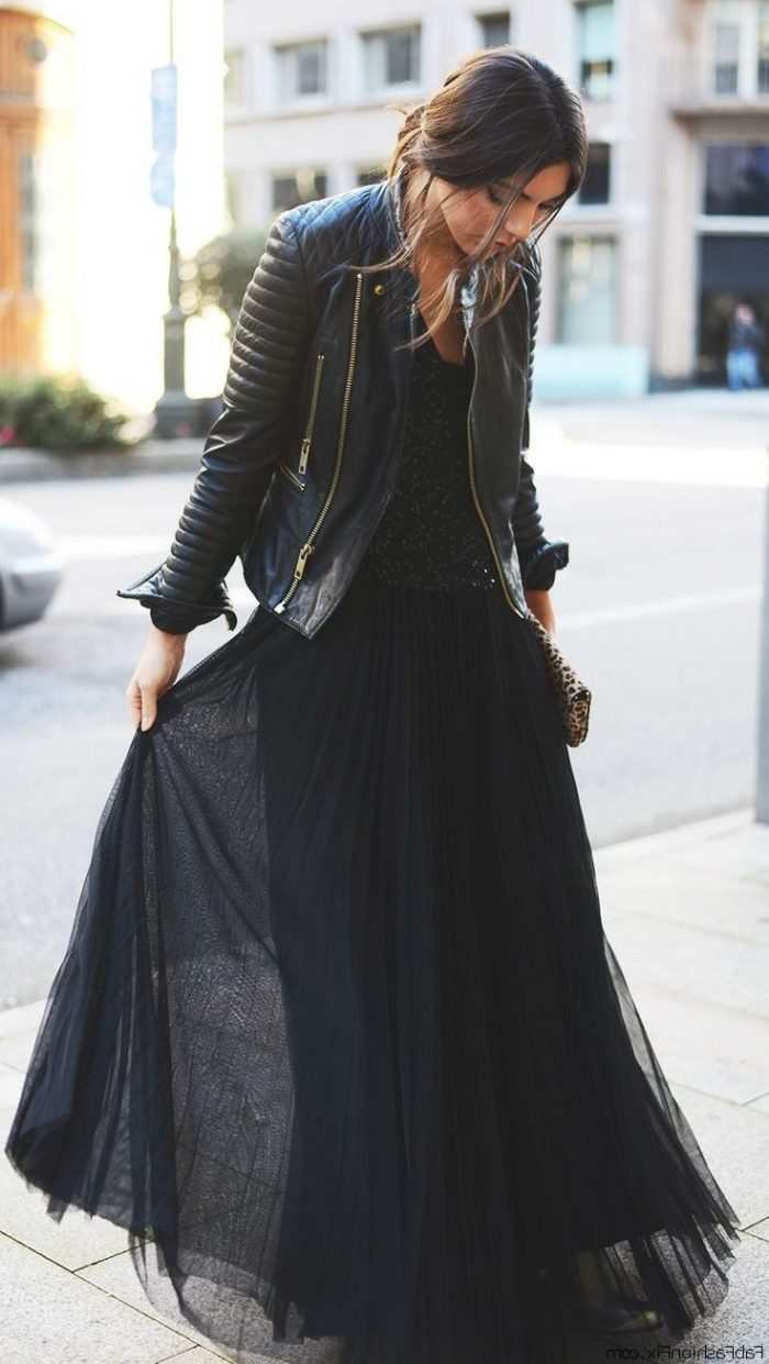 2018 Winter Maxi Skirts And Dresses (10)