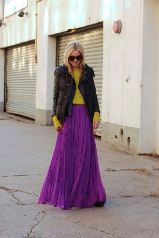 2018 Winter Maxi Skirts And Dresses (12)