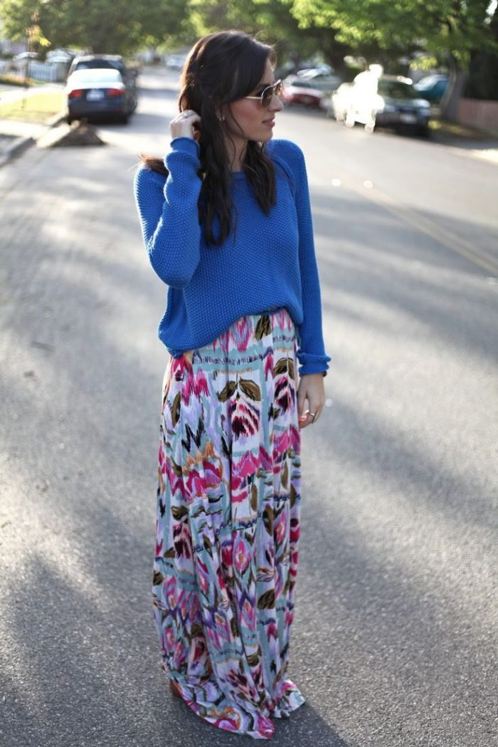 2018 Winter Maxi Skirts And Dresses (18)