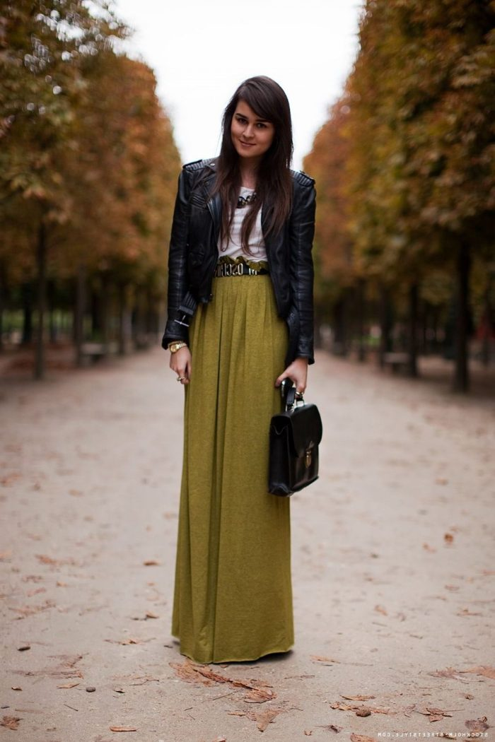 2018 Winter Maxi Skirts And Dresses (6)