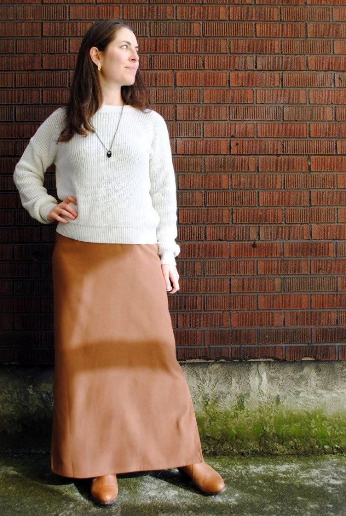 2018 Winter Maxi Skirts And Dresses (8)