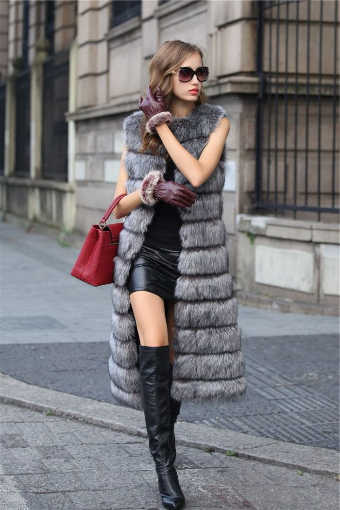 Romantic Winter Outfits For Women 2019