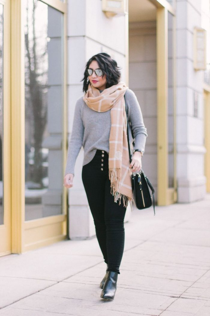 Must-Try Winter Scarves For Women 2019