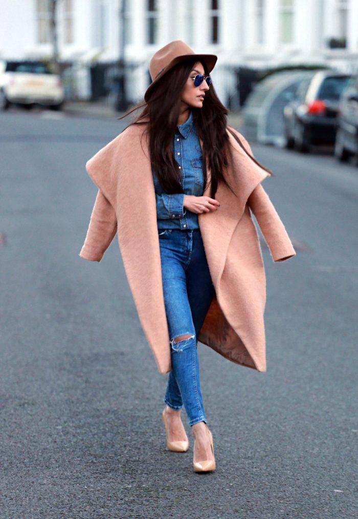 Winter Street Style Fashion Ideas For Women 2019