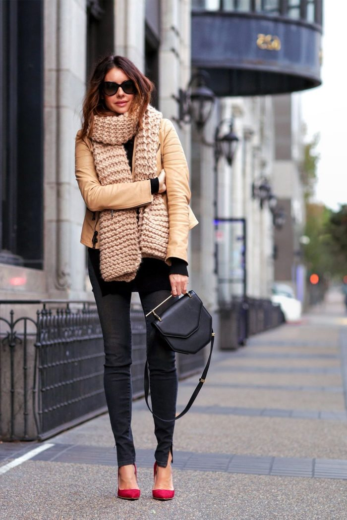 Winter Trendy Outfits For Women 2019