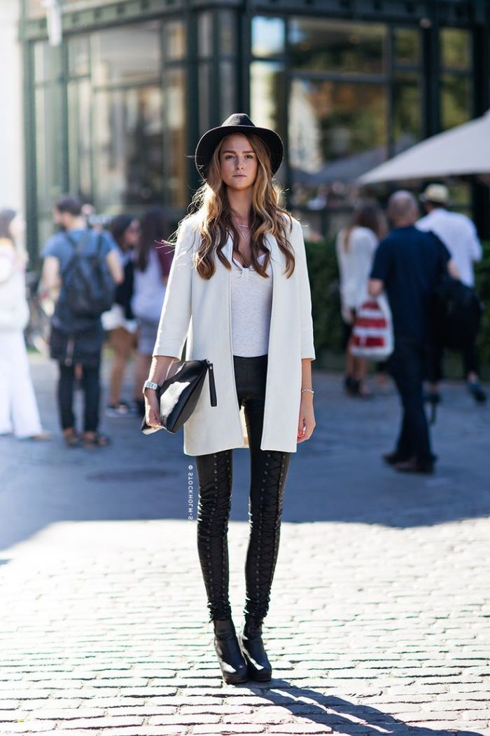 Winter White Clothes For Women 2019
