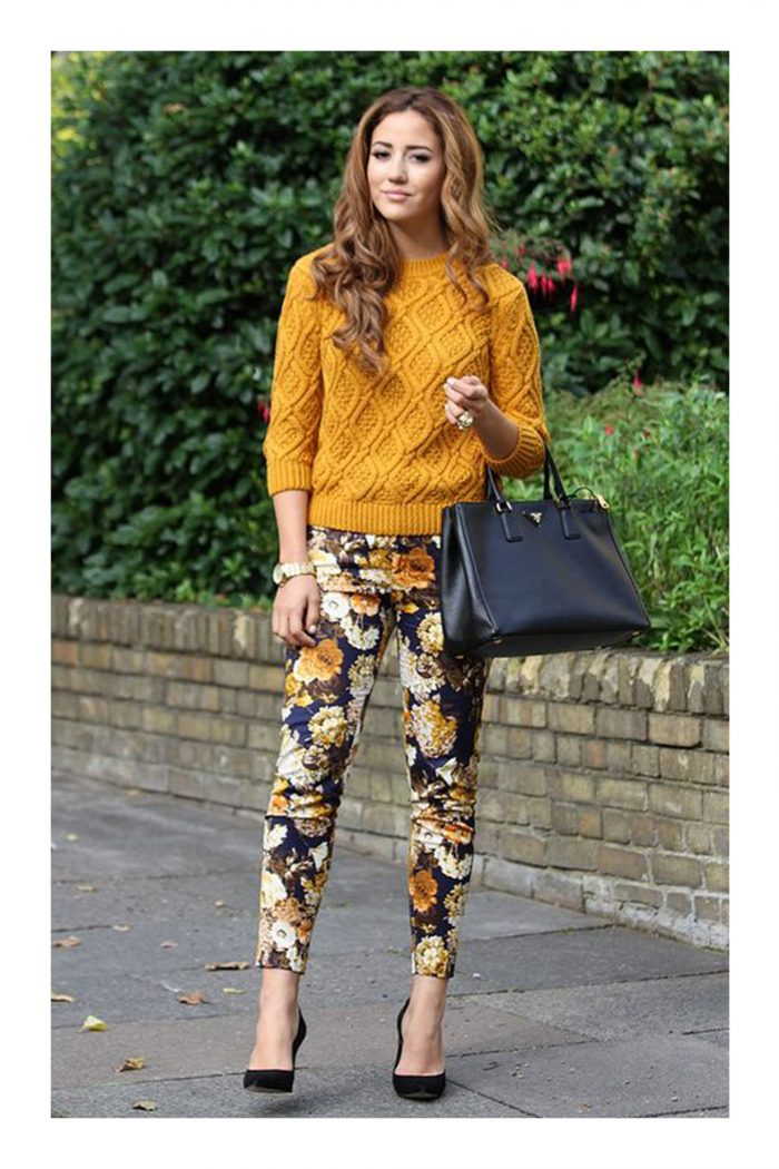 Fashion Trends: Autumn Floral Prints 2019