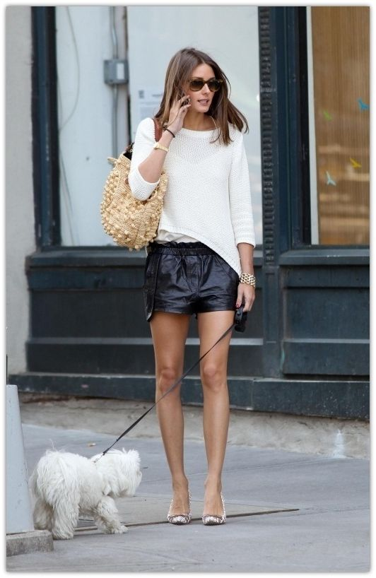5fd757ce How To Wear Shorts This Fall And Winter 2019 – WardrobeFocus.com
