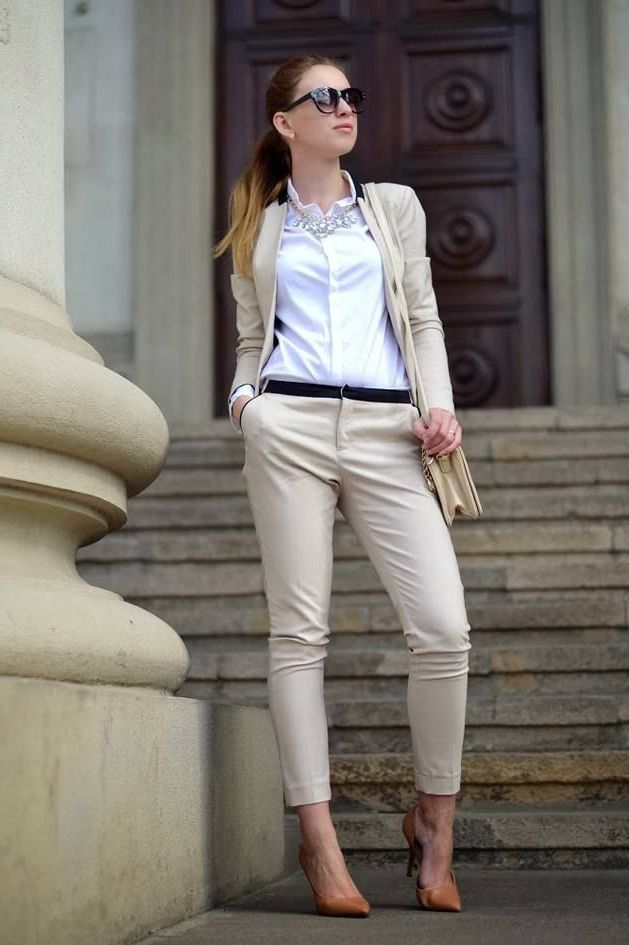 30 Fashionable Work Clothes For Women 2020