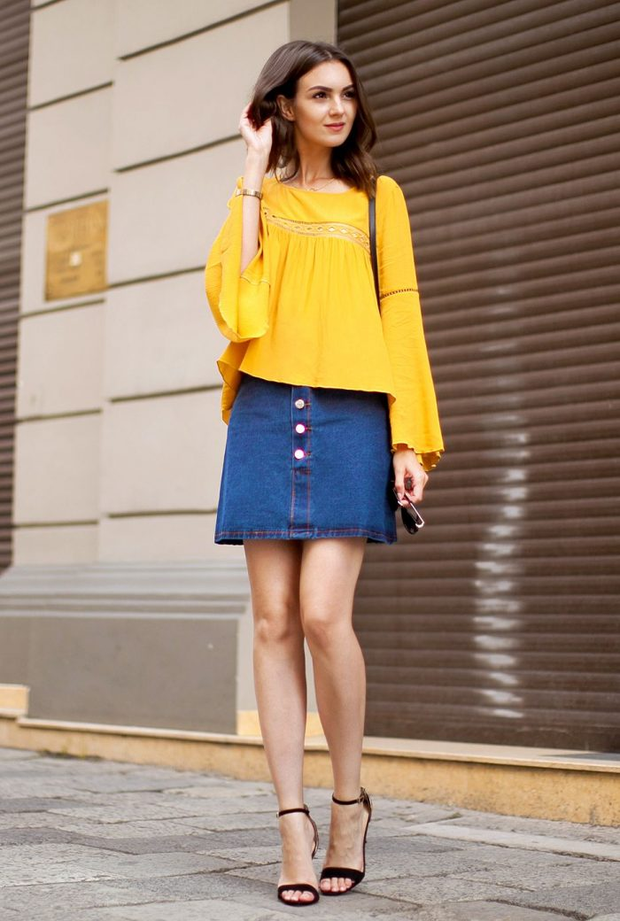 Mini Skirt Outfit Ideas Probably The Best Looks To Copy 2019