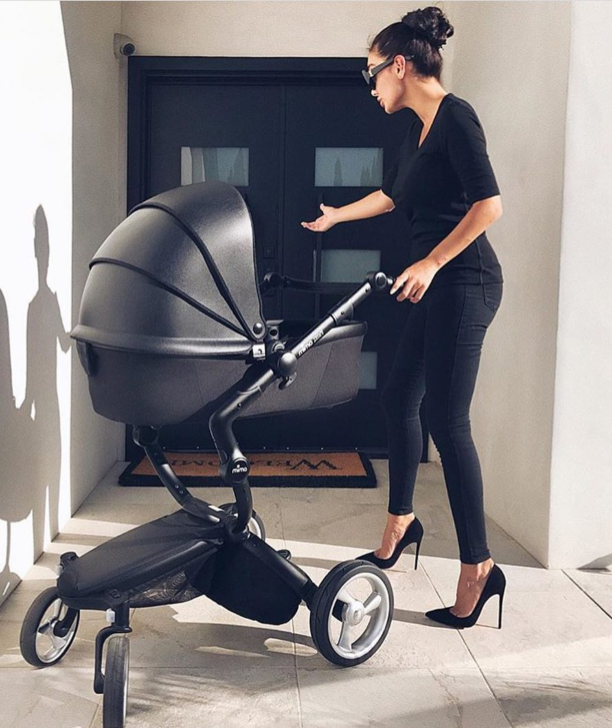 All Black Outfit For Mommies To Wear This Summer 2019