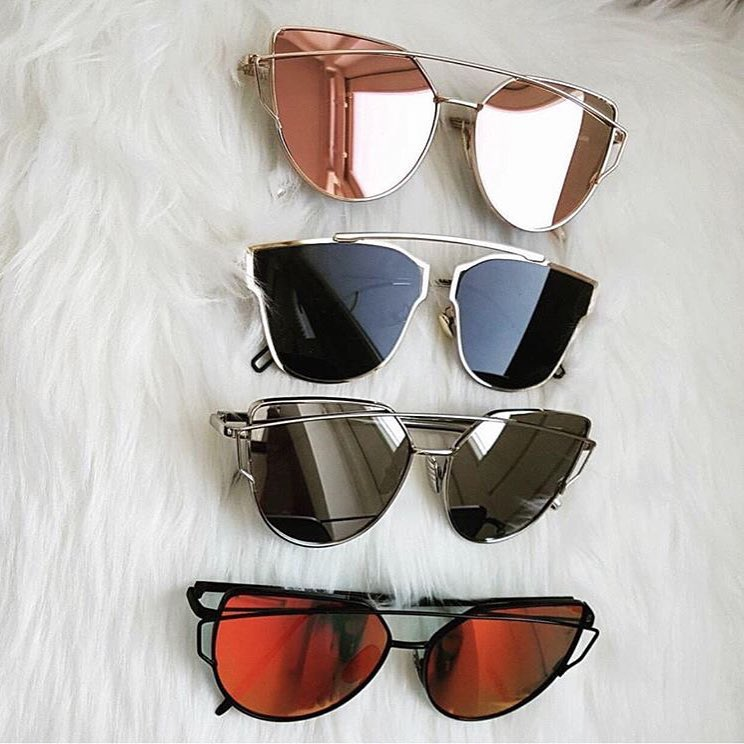 Must Have Cat Eye Sunglasses For Summer Parties And Beach Walks 2019