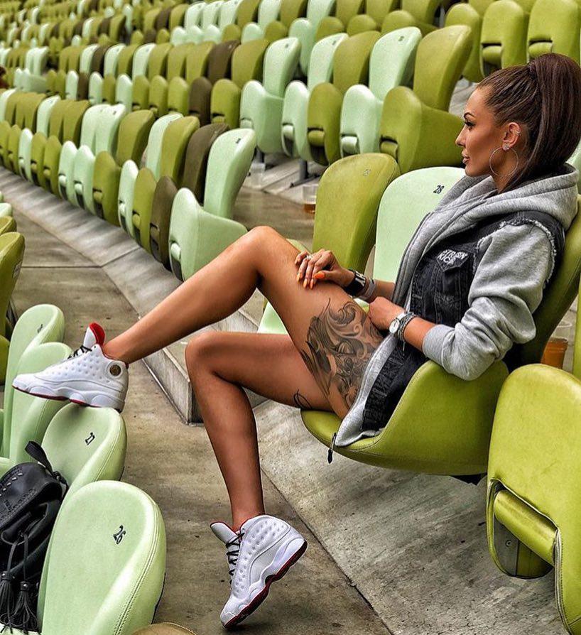 Sporty Casual Basics: Denim Vest, Hoodie, Denim Shorts And White Kicks 2019