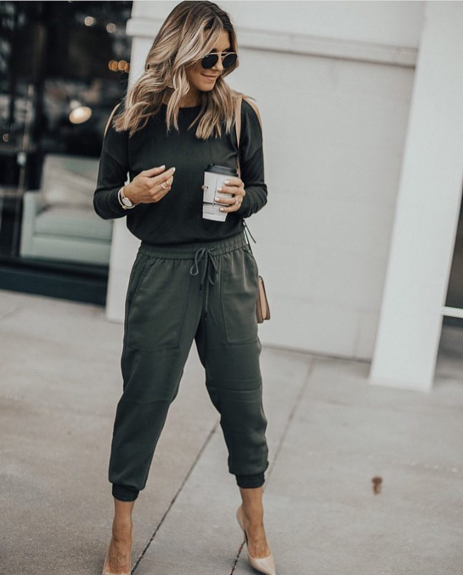 Casual Military Style For Ladies To Try This Spring 2020