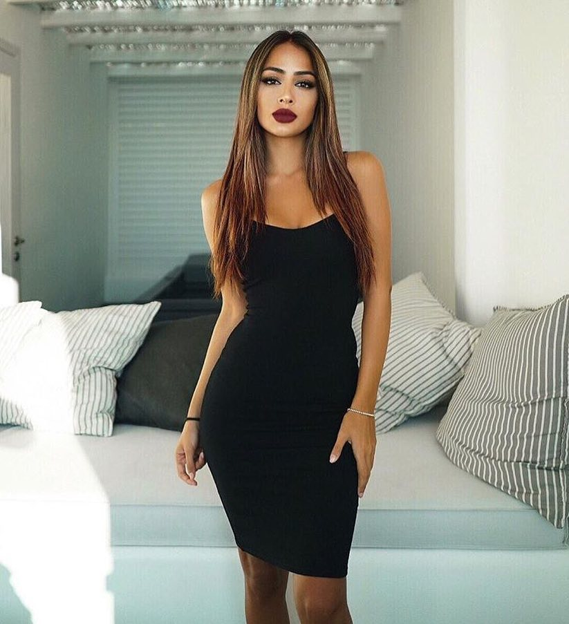 LBD For Summer Special Parties: You Should Give This Look A Try 2020
