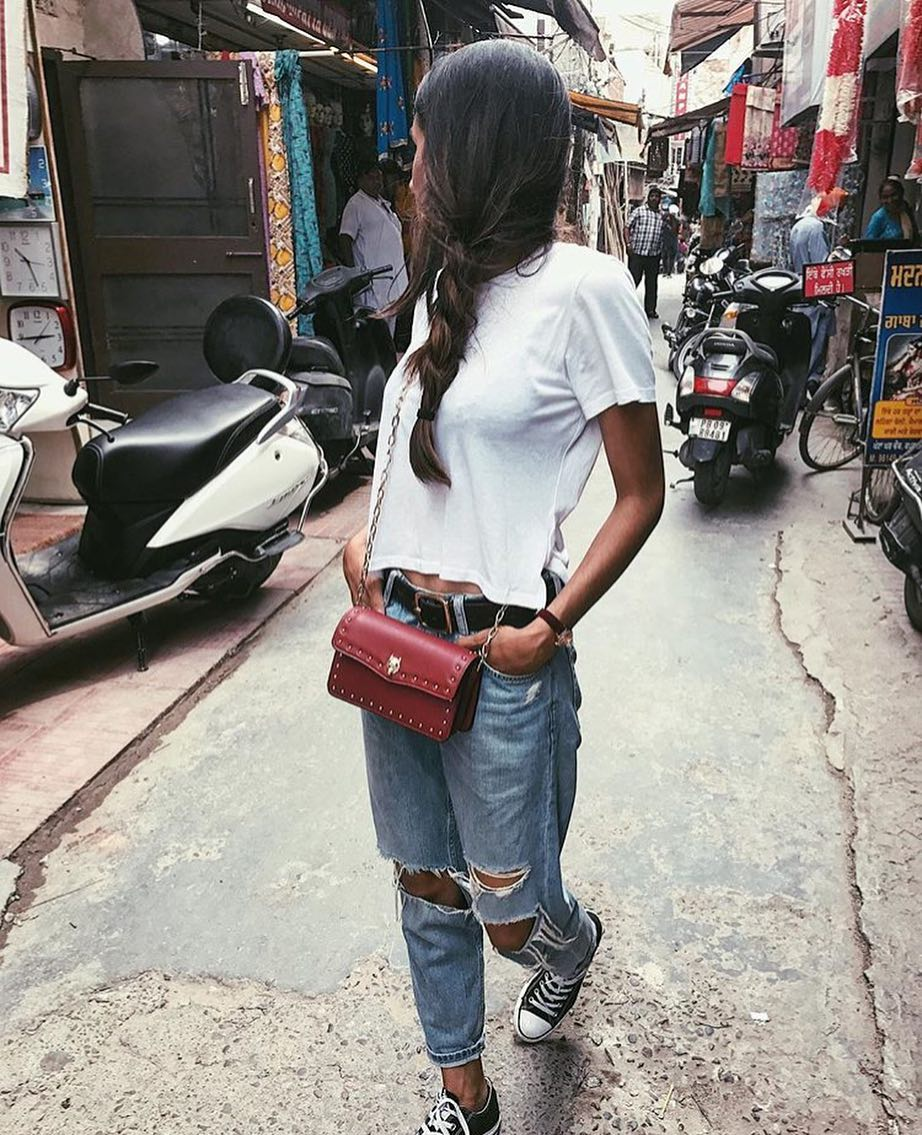 Casual Outfit For Summer Vacation In India 2019