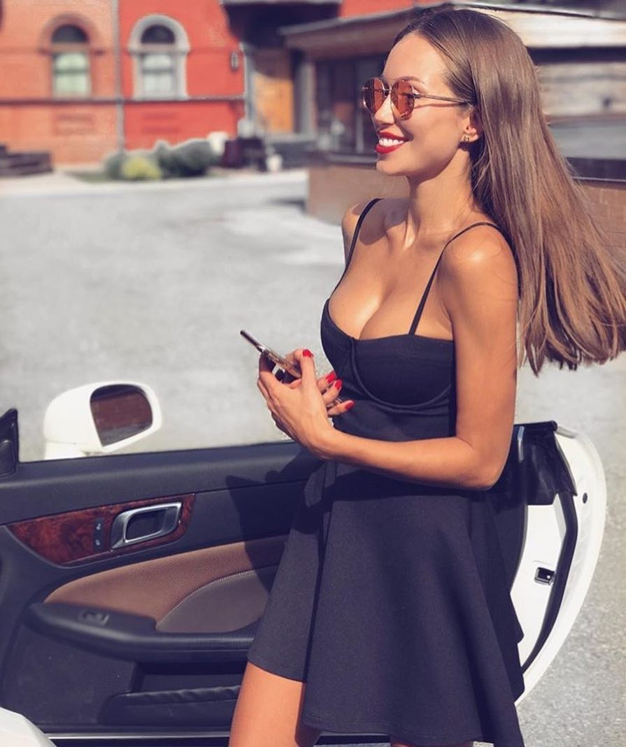 LBD With Spaghetti Straps For Summer: Best Design To Wear Right Now 2020