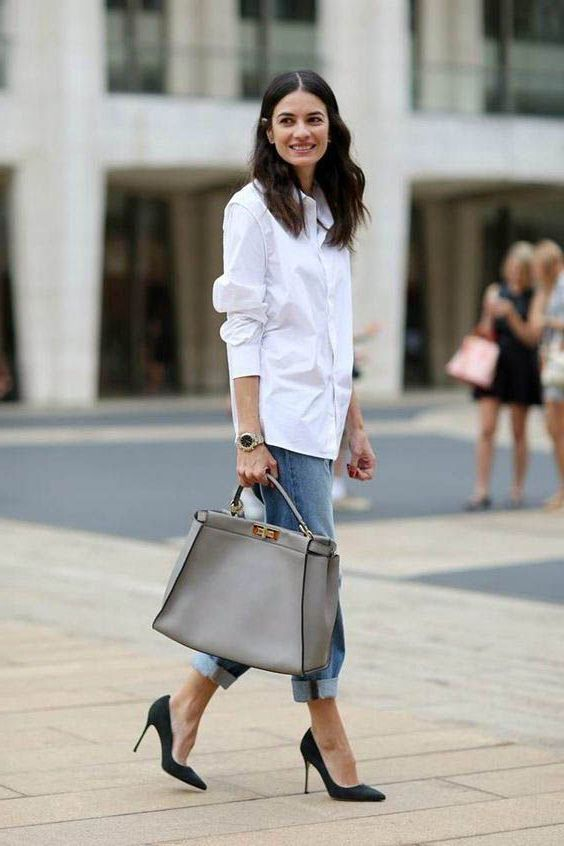 How To Wear White Color For Women: Clothing And Shoes Ideas 2020